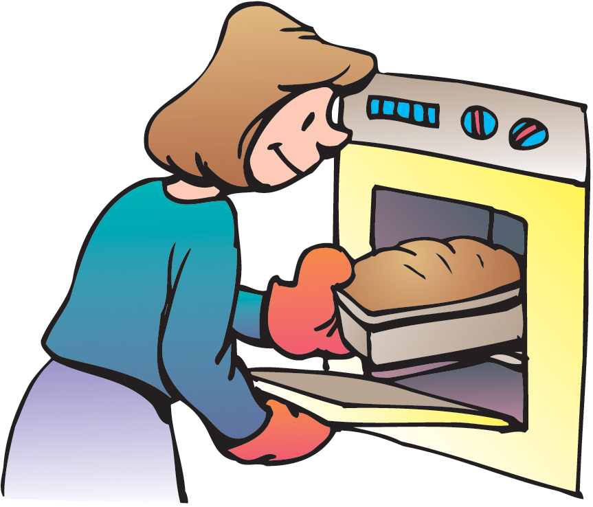 Cartoon Woman Cooking Images & Pictures - Becuo