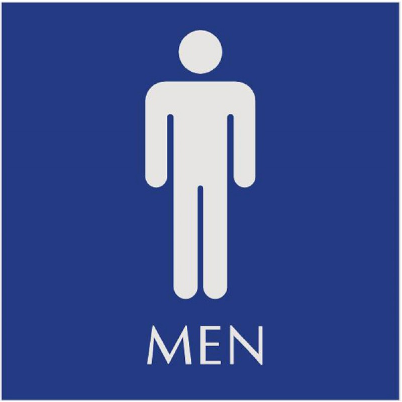 Restroom Signs Printable