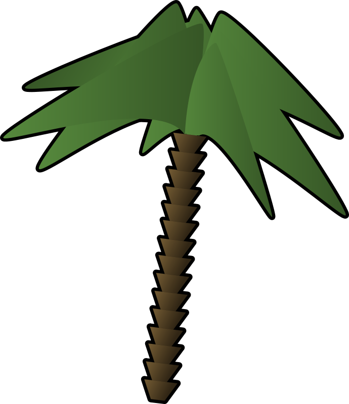 Palm Tree Free Clip Art - Cliparts.co