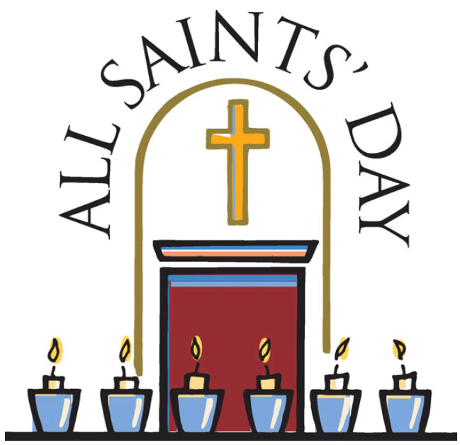 All Saints Day Clip Art - Cliparts.co