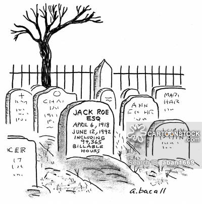 Tombstone Cartoons and Comics - funny pictures from CartoonStock