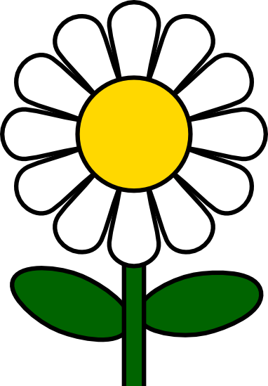 Cartoon Flowers - Cliparts.co