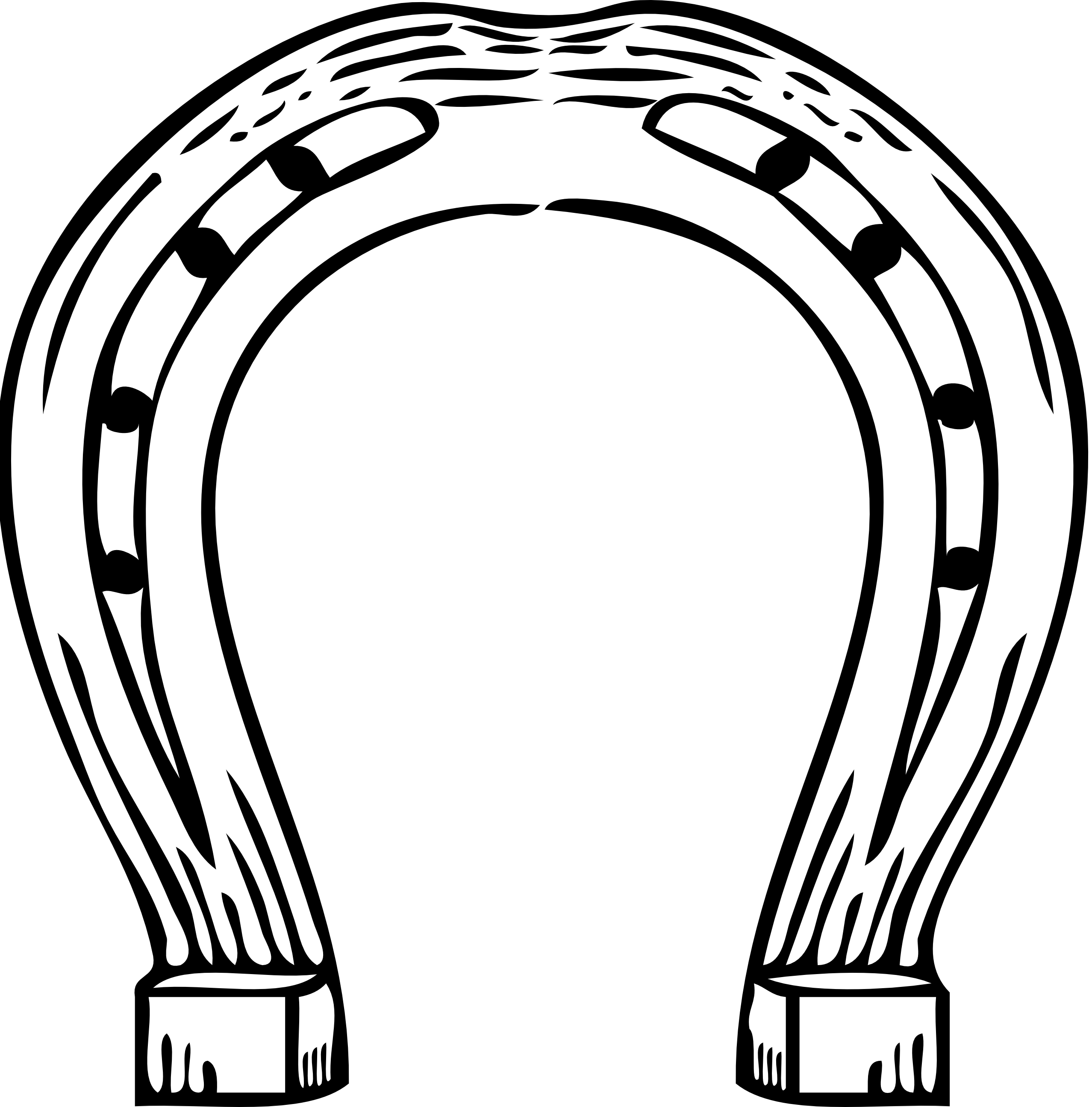 Horseshoe Clip Art Free - Cliparts.co
