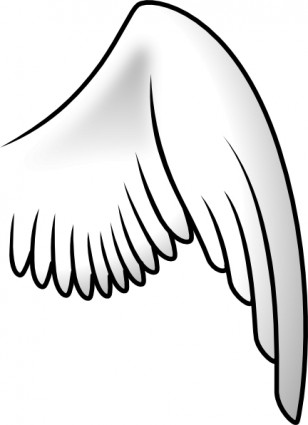 Angel Wings Clip Art - ClipArt Best