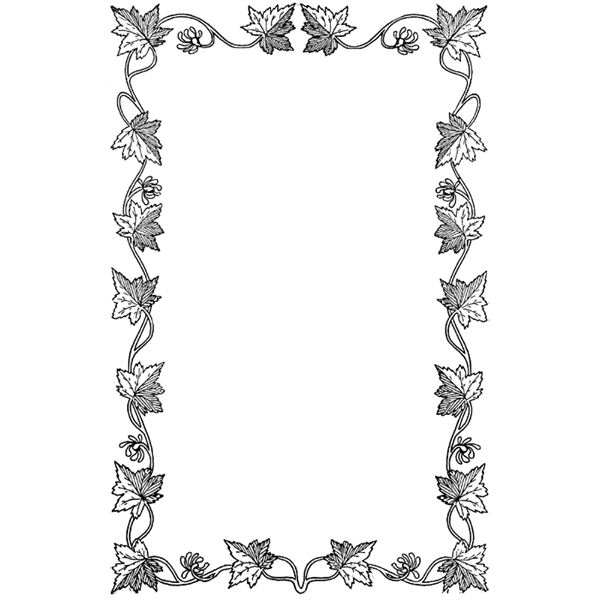 Fantastic Resources for Wedding Border Clipart: Great for ...