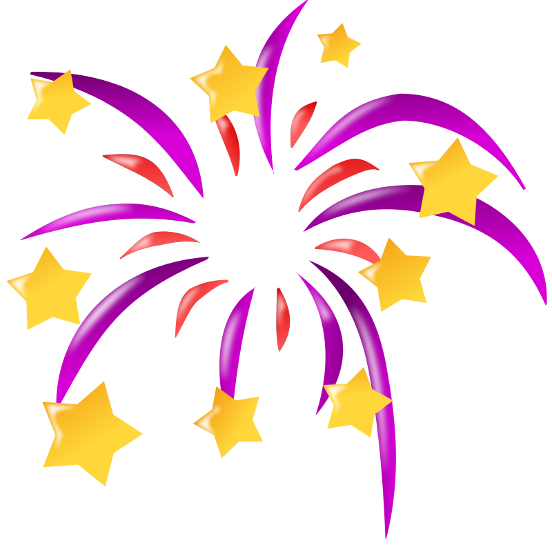 4th Of July Fireworks Clip Art - Cliparts.co