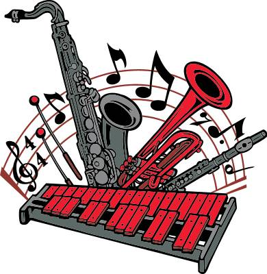 band instrument clipart - photo #36