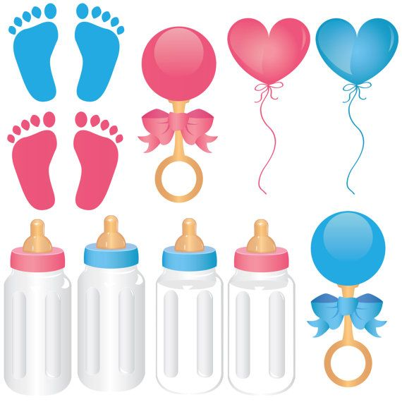 Images Of Baby Items - Cliparts.co