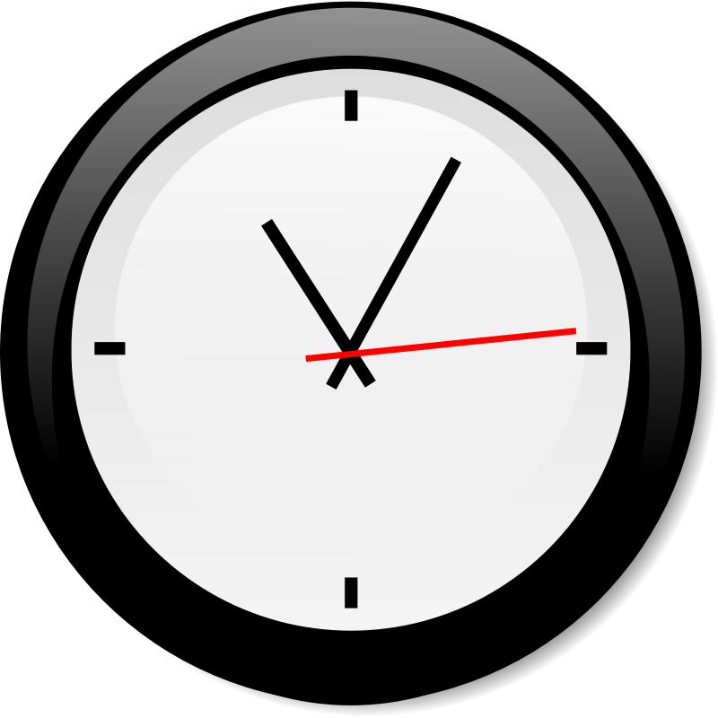 Time Clock Clip Art - Cliparts.co