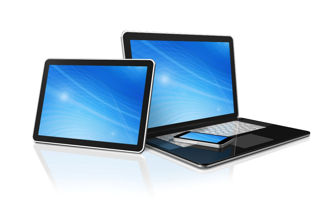 Image of personal computer for Notebook tablet