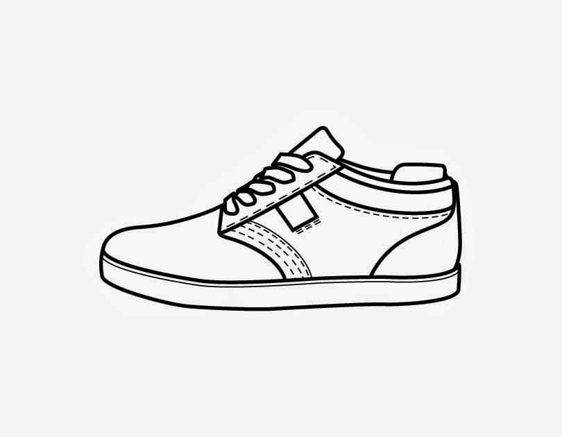 Kids Shoes Drawing at GetDrawingscom  Free for personal