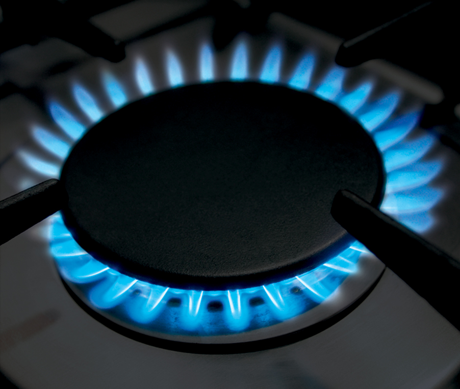 Natural Gas For Stove Use