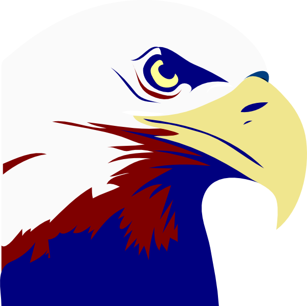 Patriotic Eagle Clip Art - Cliparts.co