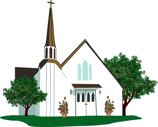 free animated church clip art - photo #6