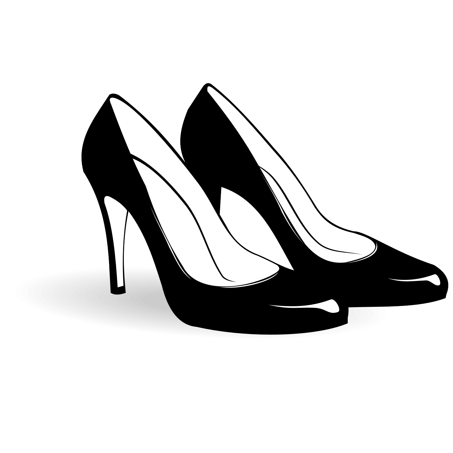 Vector For Free Use  Women s Shoes - Cliparts.co 9718aee89cd
