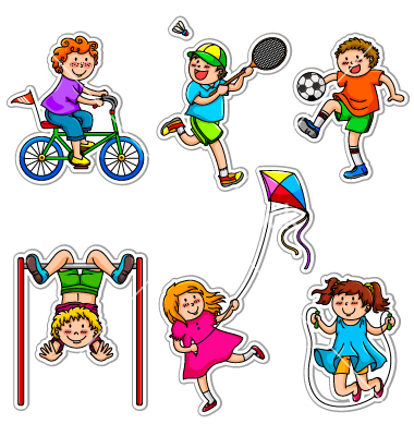 Kids Exercise Clip Art | footwearfashionweek.
