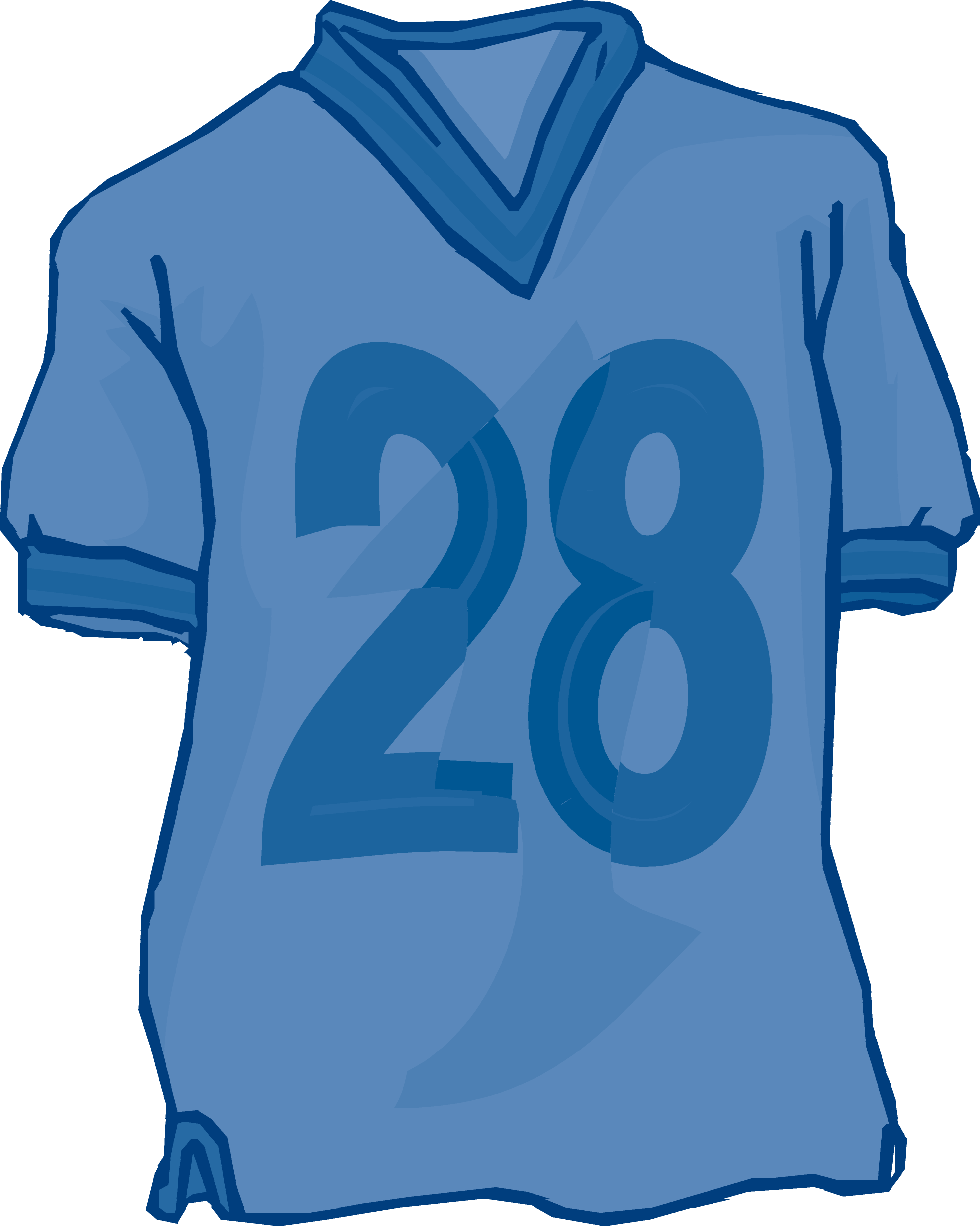 Football Jersey Clip Art - Cliparts.co