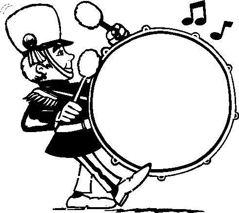 Marching Band Clip Art - Cliparts.co