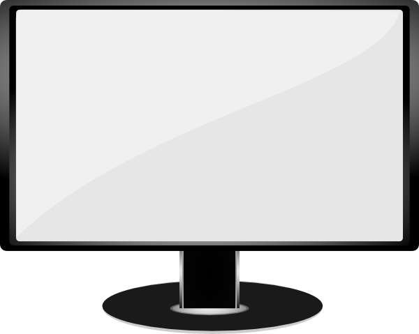 Computer Monitor Picture Cliparts Co