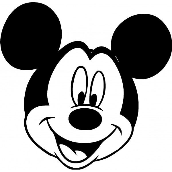 Line Art Mickey Mouse : Mickey mouse ears clipart cliparts