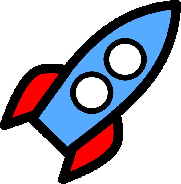 free cartoon rocket ship clip art - photo #13