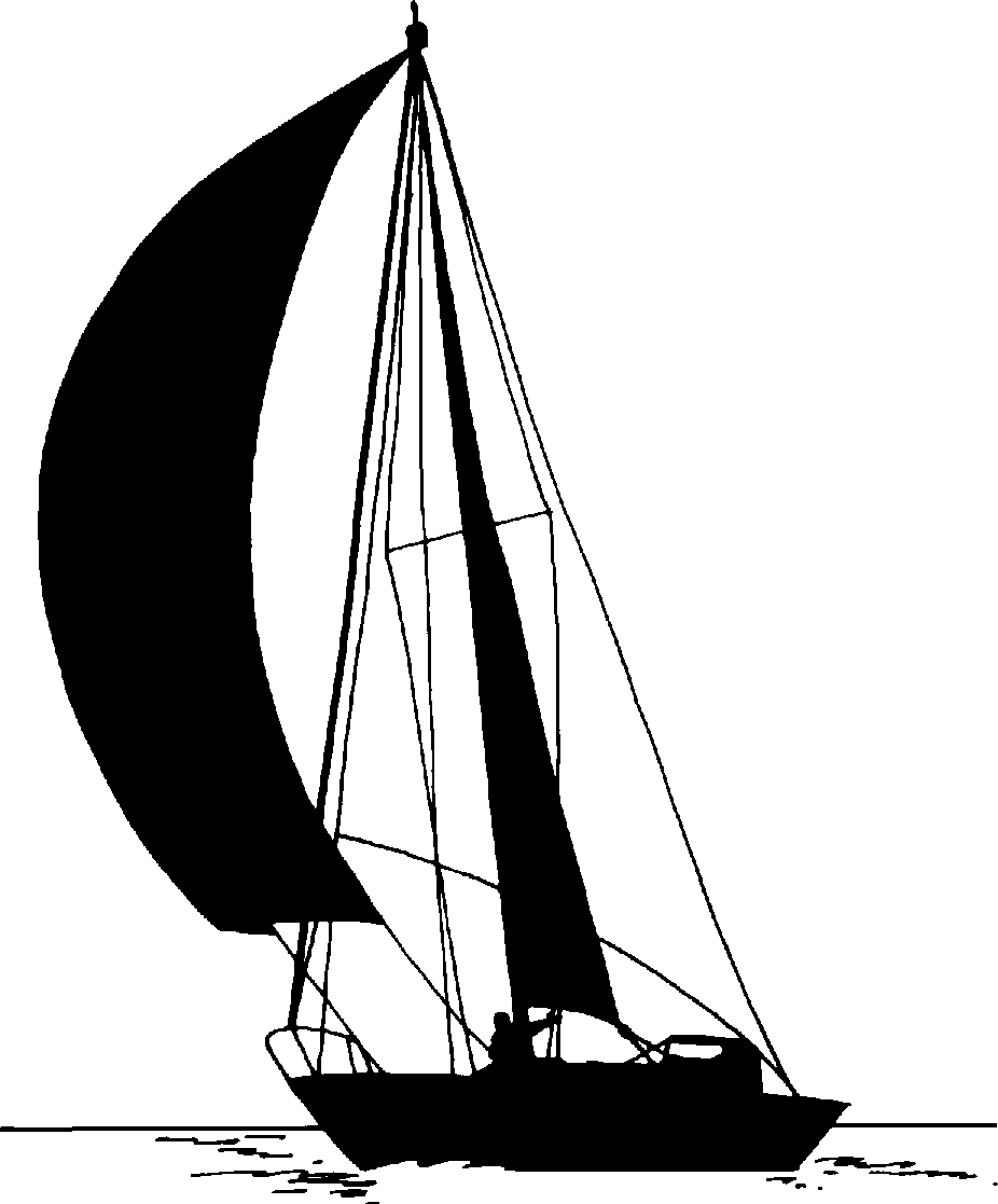 Images For > Sailboat Clipart