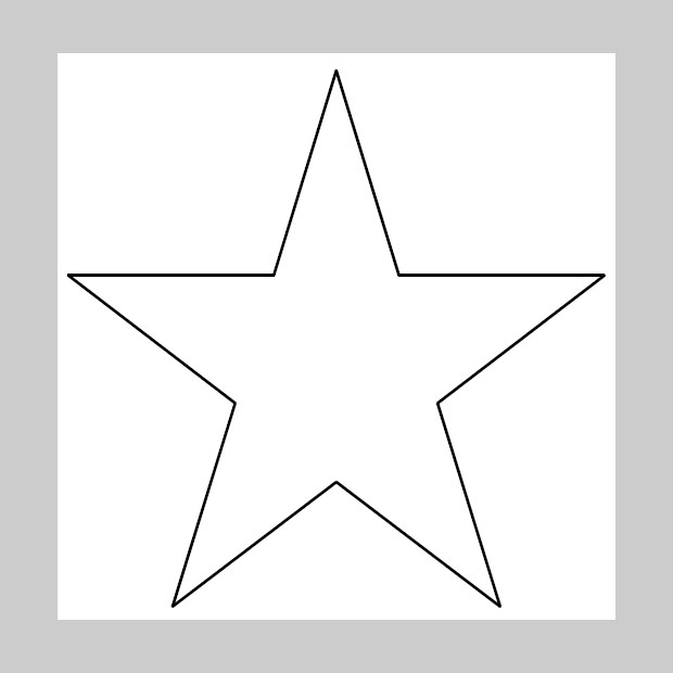 Best Premium Star Shape Design Templates, Top Free Star Shape ...