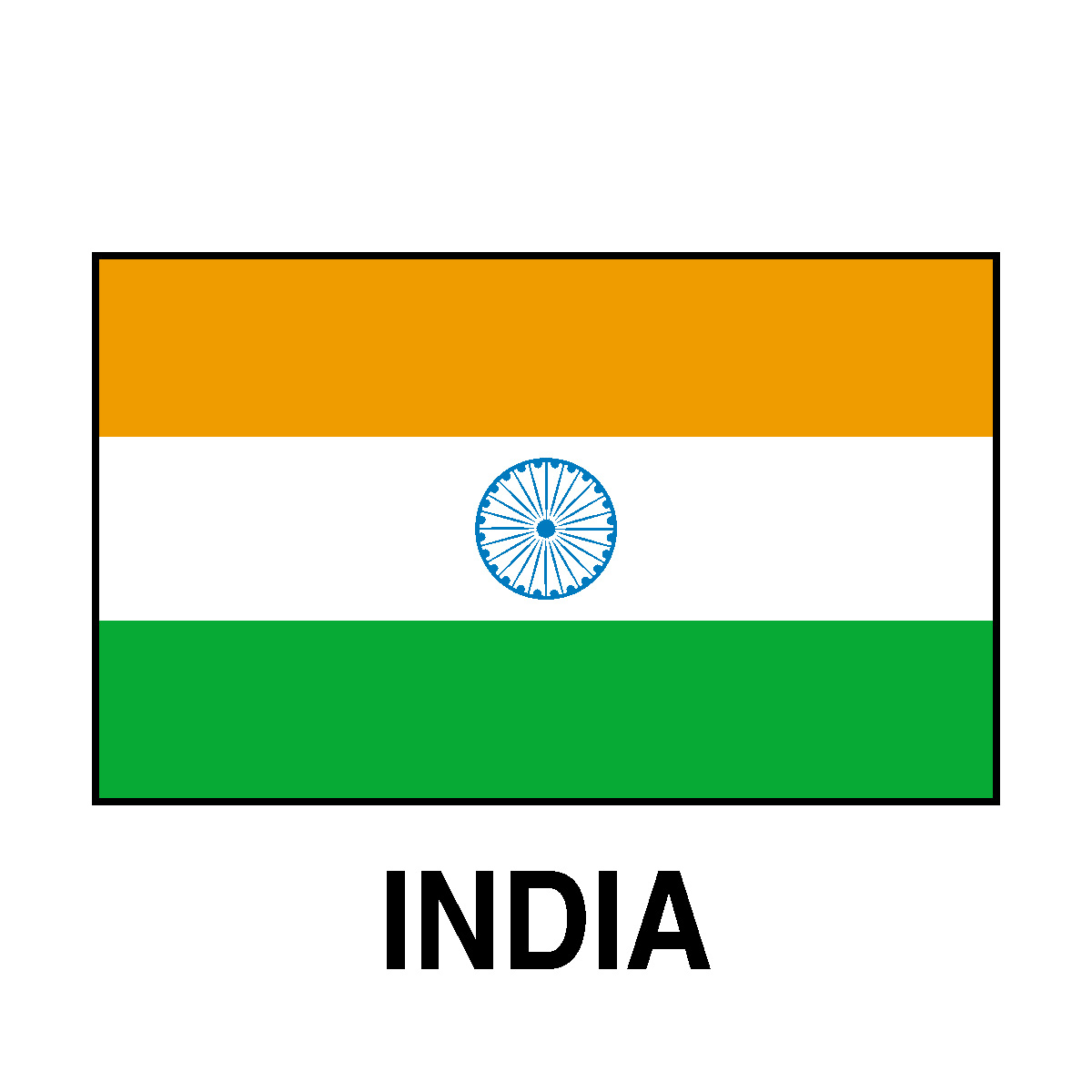 India Clip Art Cliparts Co Web Page Colours