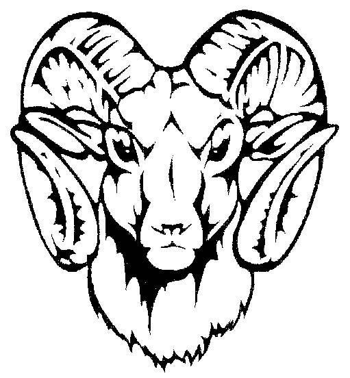 Ram Head Clip Art - Cliparts.co
