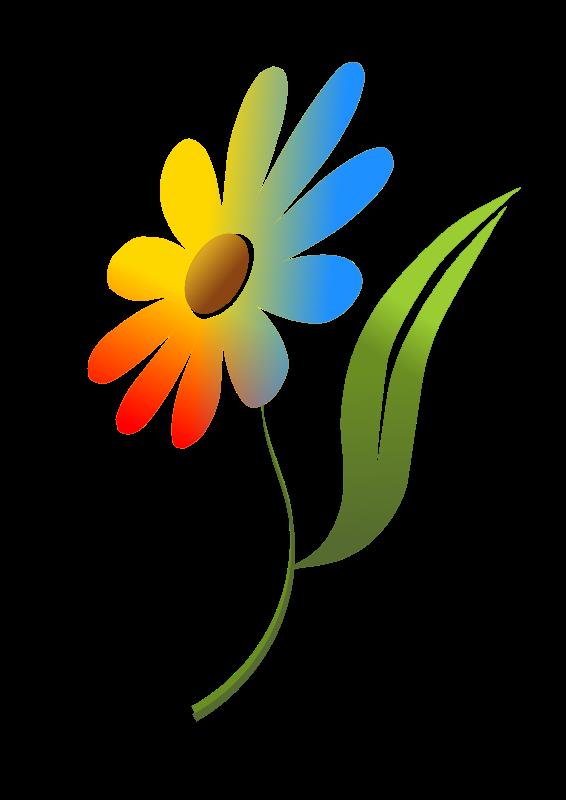 free easter flower clip art - photo #34