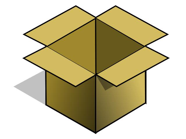 Boxes.clip Art