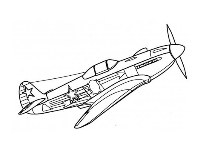 Cartoon Fighter Jet Cliparts Co Fighter Jet Coloring Page