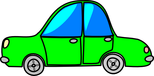car green cartoon transport clip art   vector clip art online