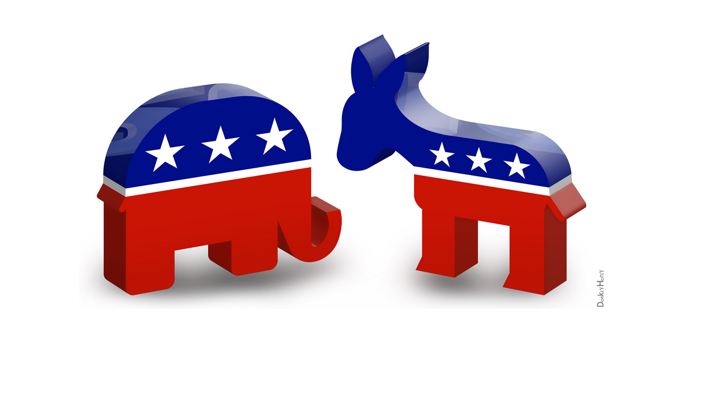 Democratic Donkey & Republican Elephant | Planetizen: The Urban ...
