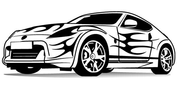 Sport Cars Download  Best  Race Car Vector Art