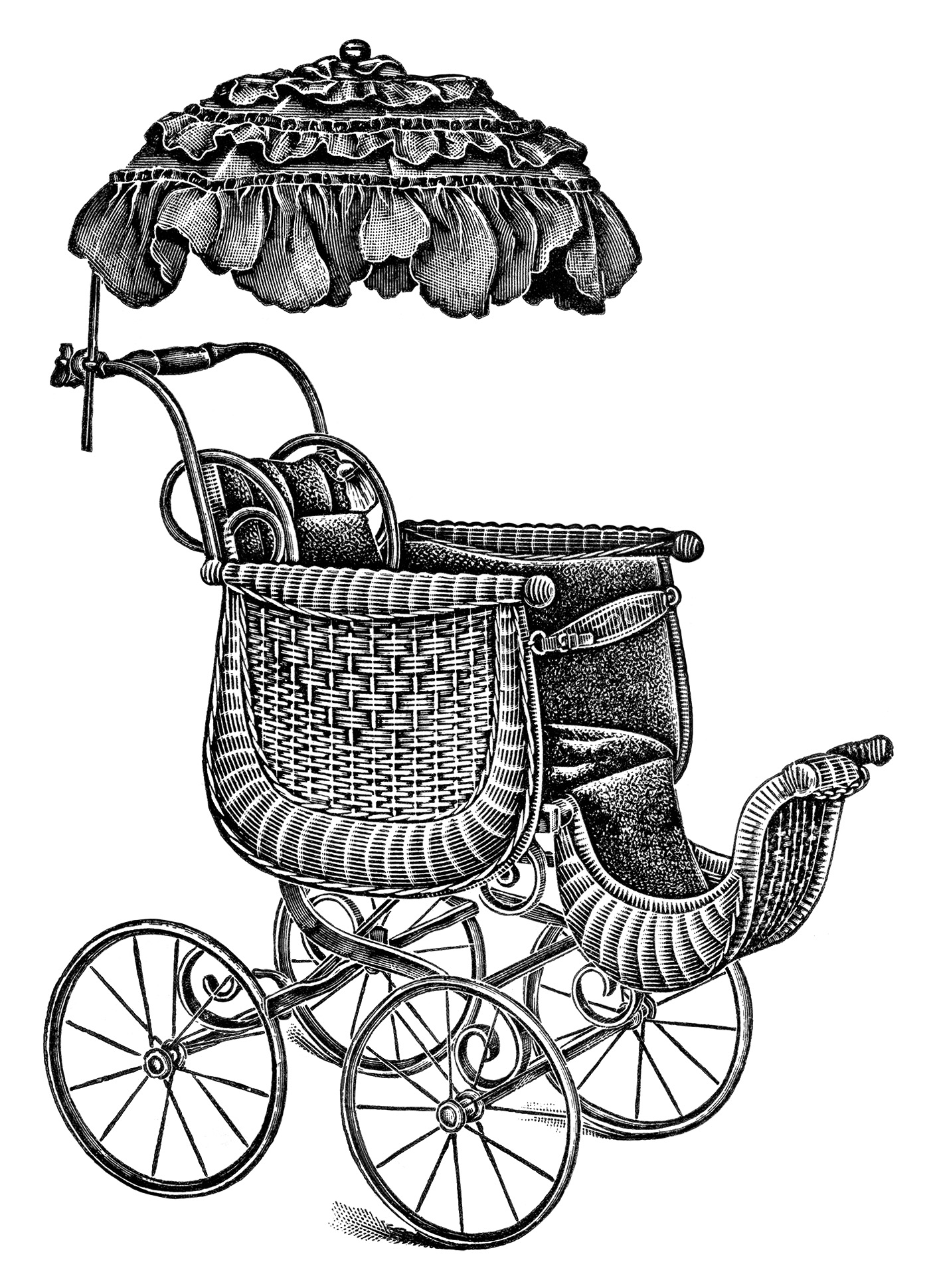 Old Fashioned Buggy