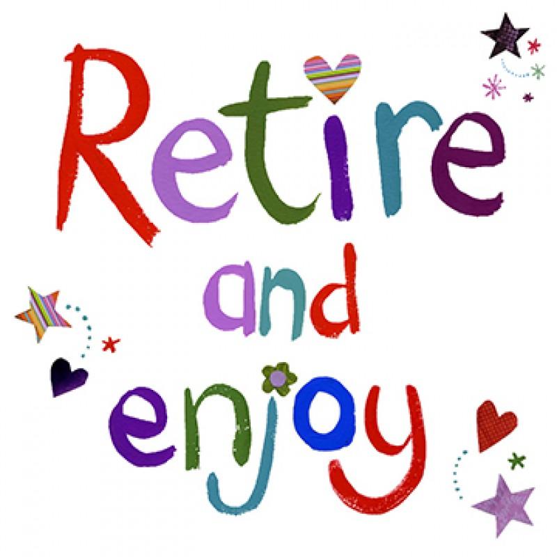 clip art images for retirement - photo #36