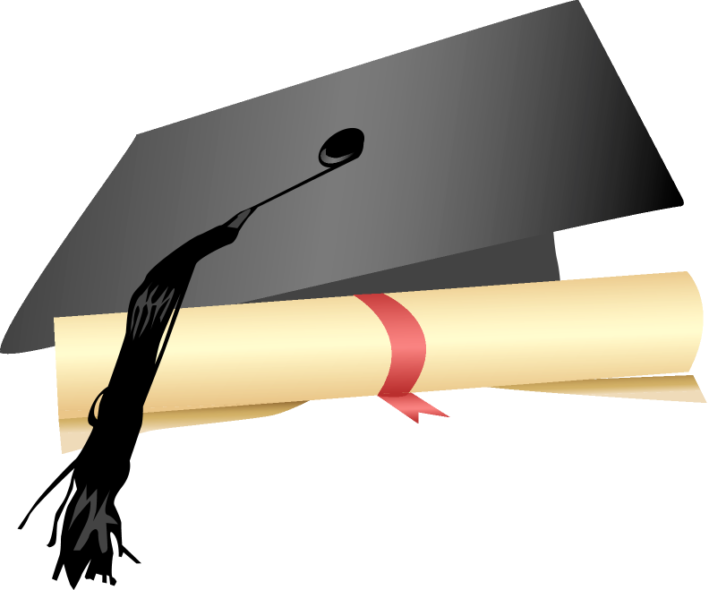 Cap And Gown Png - ClipArt Best