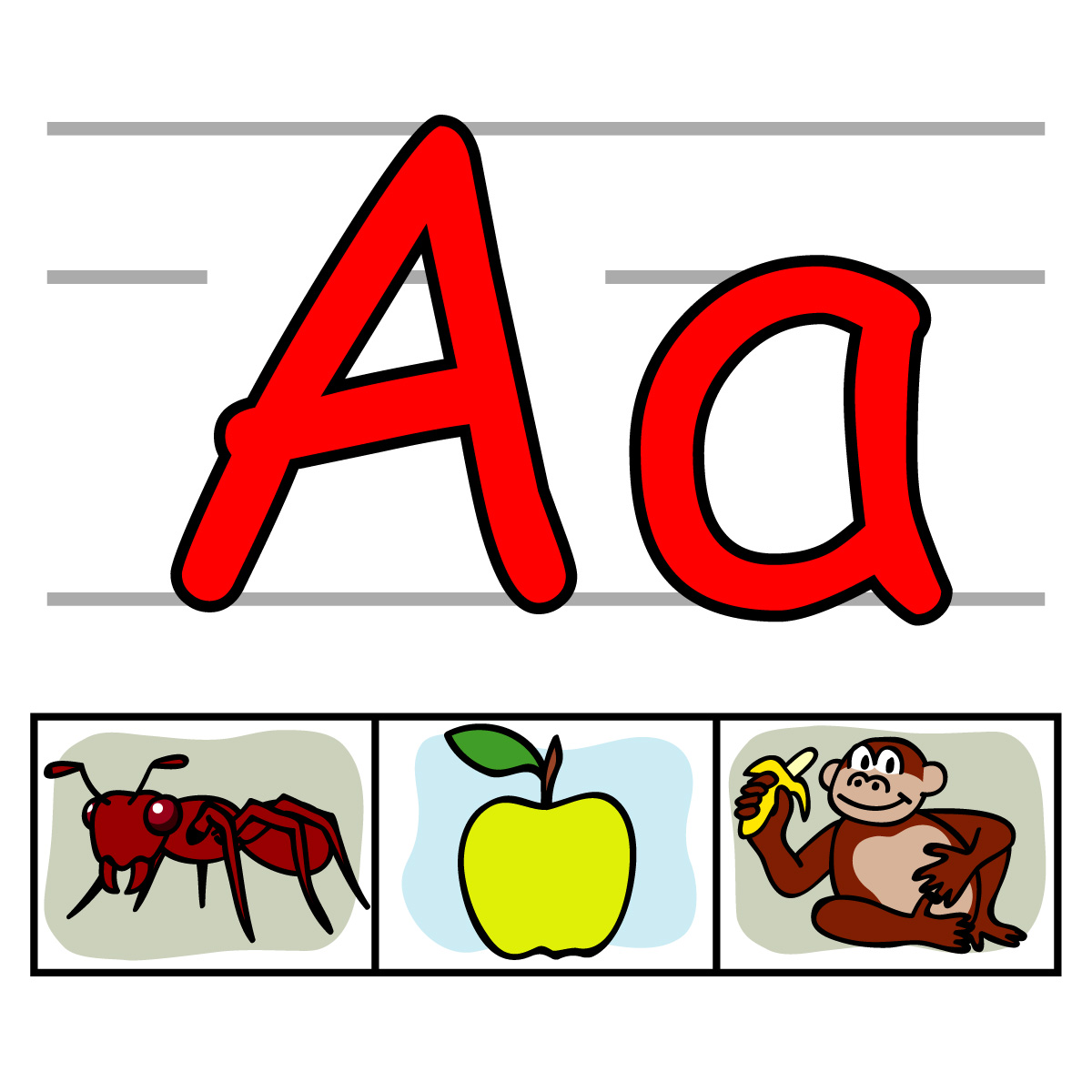 Alphabet Clipart For Kids | Clipart Panda - Free Clipart Images ...