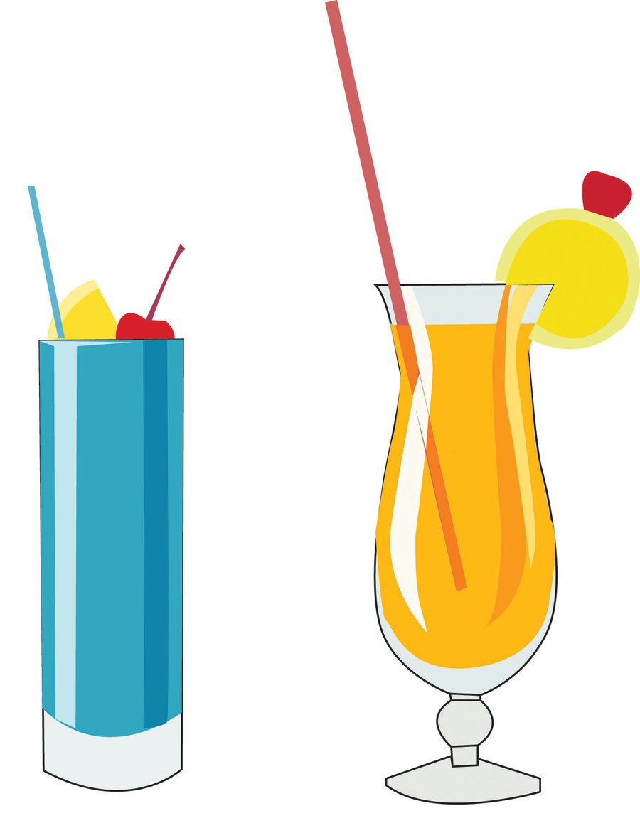 Clip art drinks by MoonlightFray on deviantART