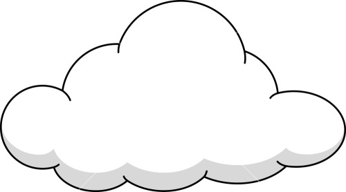 Cartoon Cloud Pictures