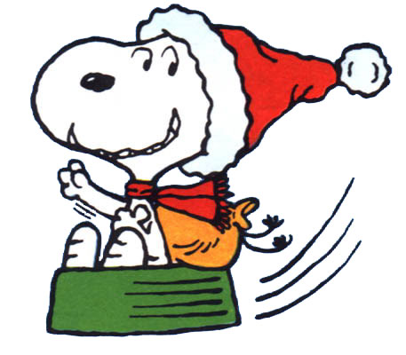 Snoopy Christmas Clip Art | quotes.lol-rofl.com