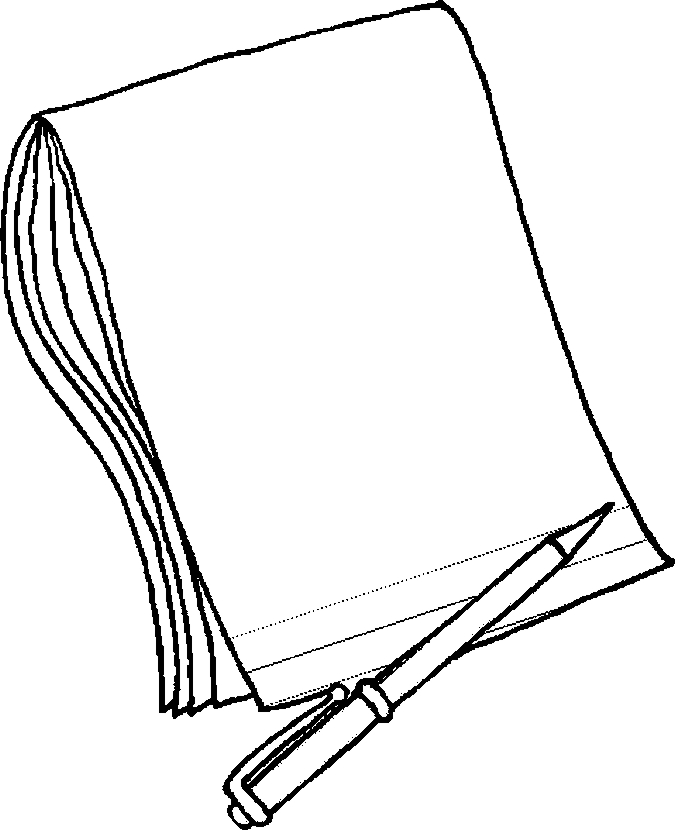 coloring pages school items - photo#33