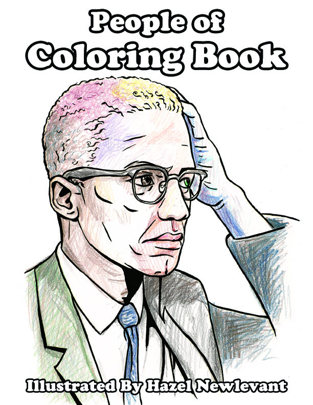 People of Coloring Book · Newlevant Comix · Online Store Powered ...