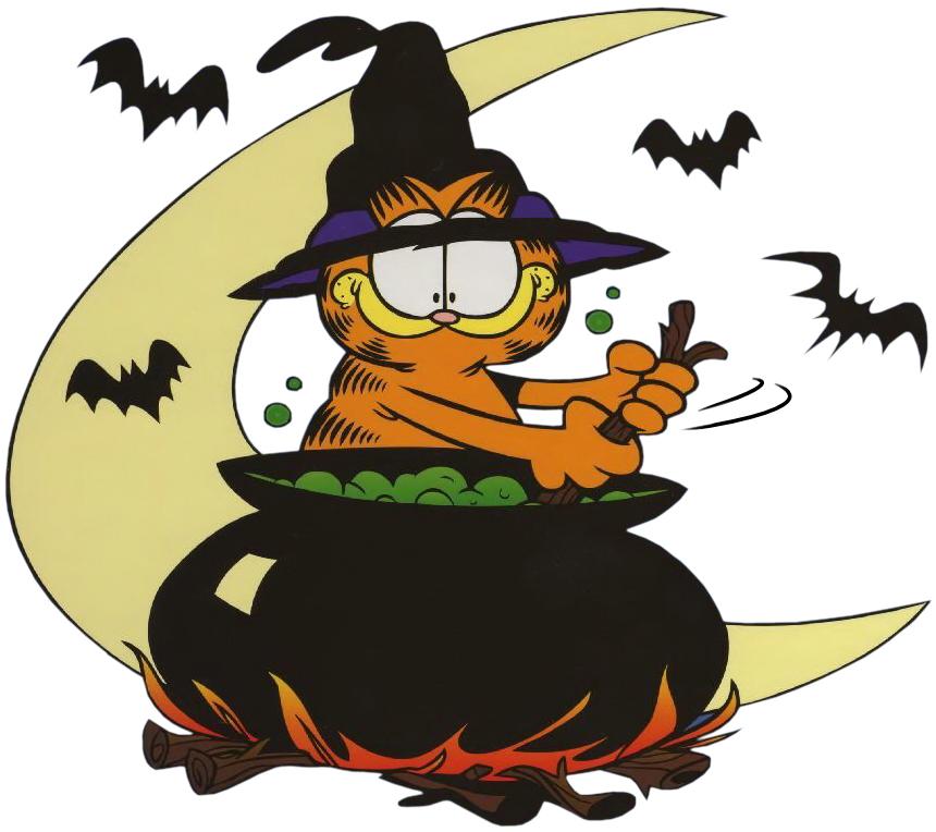 garfield's halloween adventure full episode