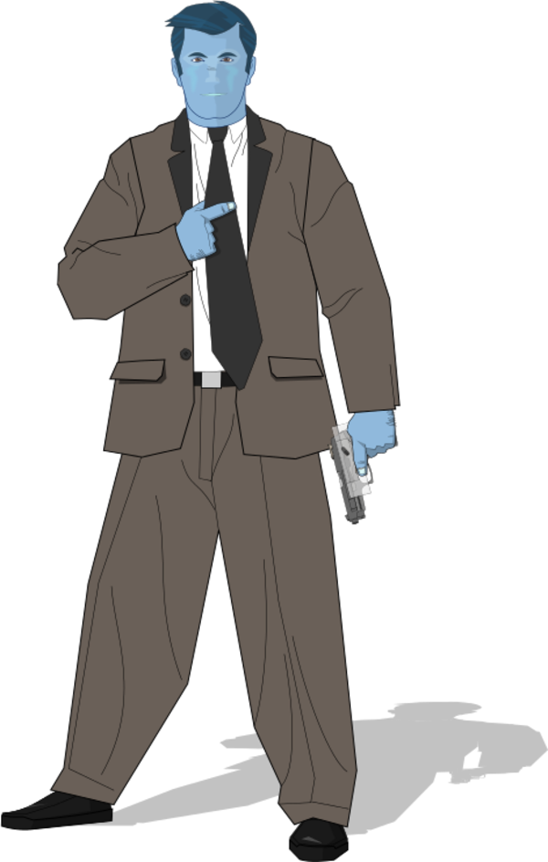 Secret Agent Clipart - Cliparts.co