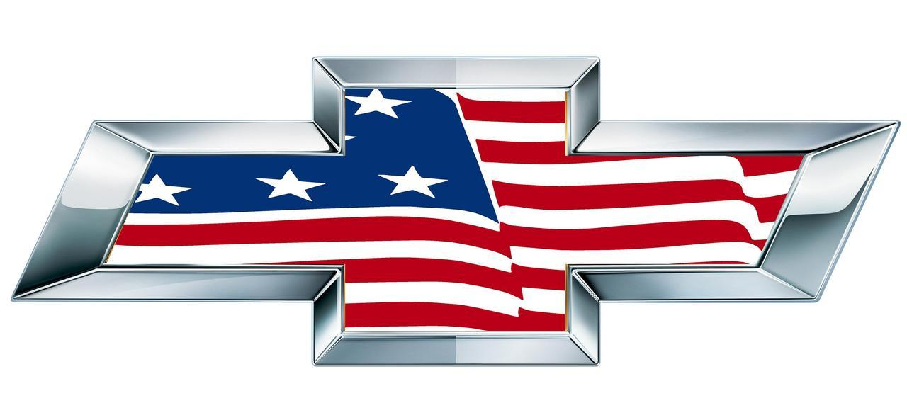 Chevy Logo With American Flag | Vehicles Donation