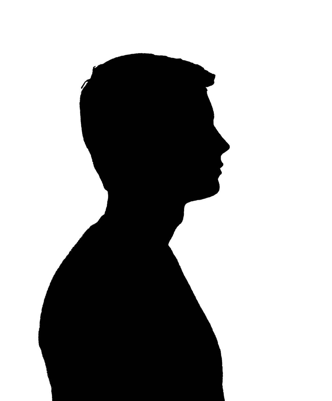 Silhouette Profile - Cliparts.co