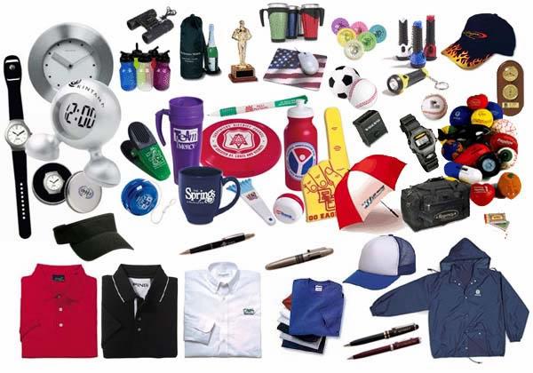 Goods for Custom marketing materials
