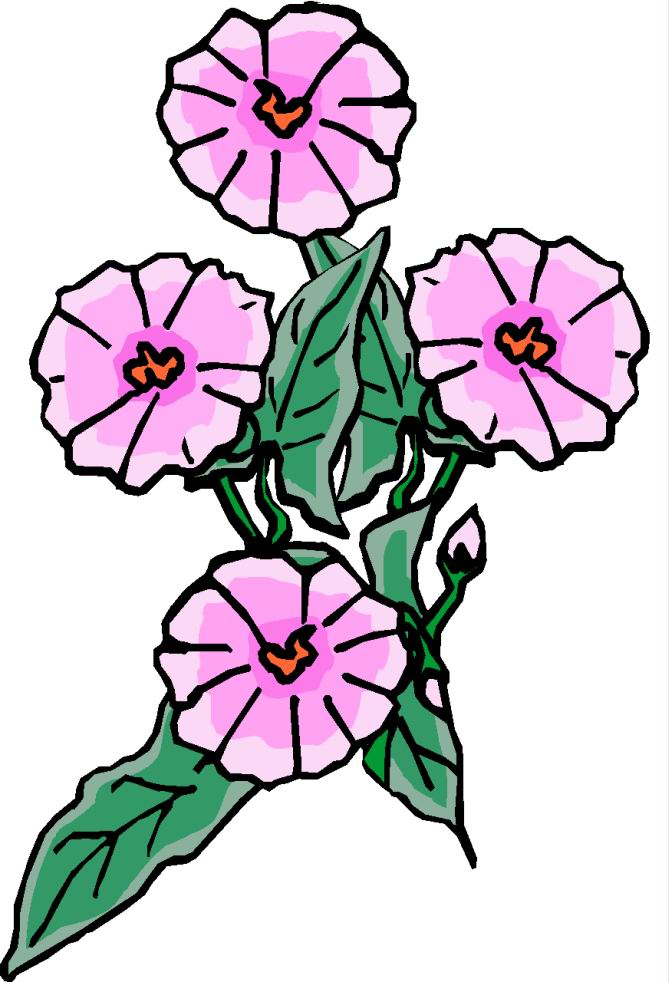clipart garden flowers - photo #46